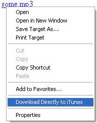 download mp3 from web page online download audio mp3 files from web pages to your ipod