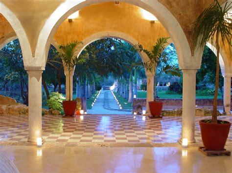 Foyer Decor by Conoce Las Haciendas De Lujo En Yucat 225 N El Expreso De