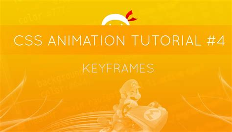css keyframes tutorial css animation tutorial 4 keyframes awesome coding videos