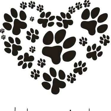 20 best paw print tattoo designs