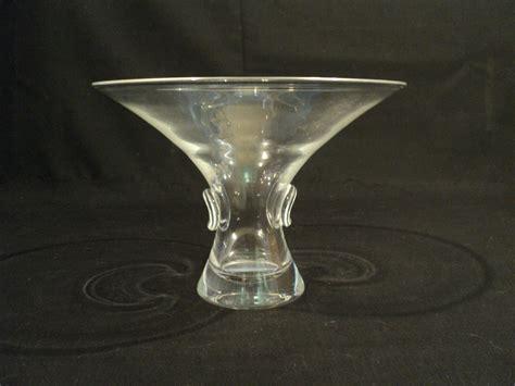 Steuben Glass Vase Vintage by Vintage Steuben Mid Century Bouquet Vase Designed