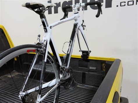 yakima truck bed rack yakima bedhead single bike truck bed mounted rack cl on yakima truck bed bike
