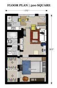 Floor plans 500 sq ft 500 square feet apartment floor plan jpg