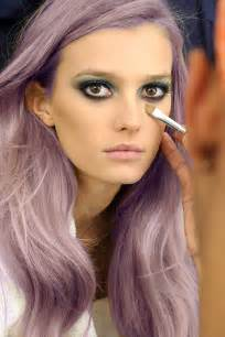 purple gray hair color 15 pretty pastel hairstyles to try this summer brit co