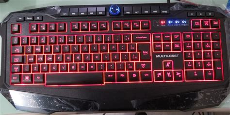 Mouse Rexus X1 Warrior kit gamer macro multilaser teclado iluminado mouse 3200dpi r 219 99 em mercado livre