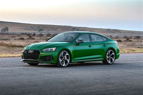 New Audi Rs5 2018 by New 2018 Audi Rs5 Sportback Revealed Car Magazine