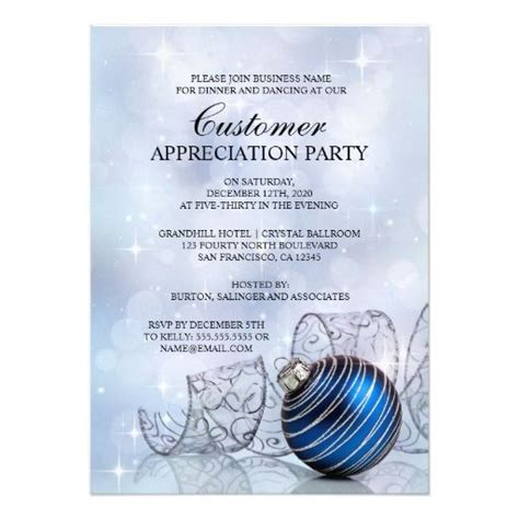 32 Best Corporate Holiday Party Invitations Images On Pinterest Christmas Parties Holiday Customer Appreciation Event Invitation Template