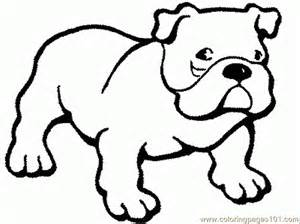 free pictures to color free printable coloring page mammals dogs 504568