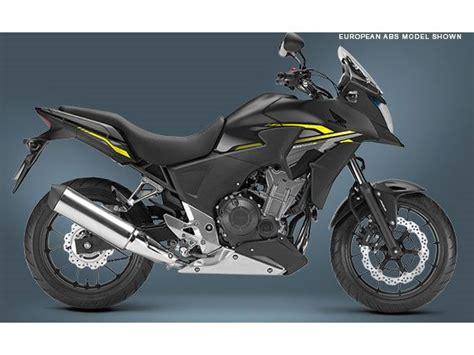 2015 Honda CB500X   Black, Yellow 2015 Honda CB Sport Bike