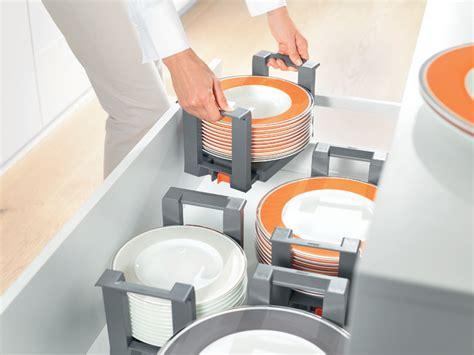 kitchen drawer plate organizers blum orga line plate holder kitchen drawer organizers