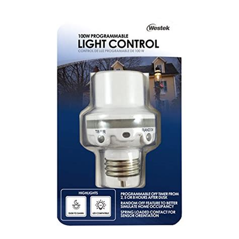 Westek Slc6cbc 4 100w Programmable In Light Control