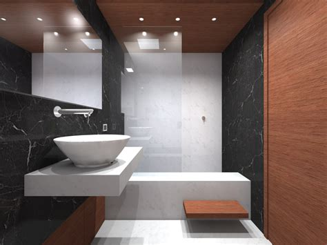 8 x 10 bathroom design 3d visualizations by evita gavrilova at coroflot com