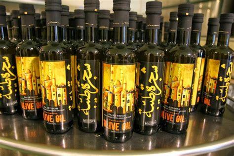 Limited Edition Minyak Zaitun Olive 1 Liter Al Ghuroba Pulau canaan fairtrade poevoo palestinian organic olive jenis minyak zaitun