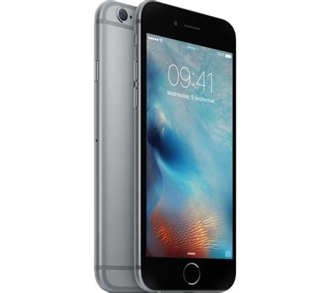 buy apple iphone 6s 32 gb space grey free delivery currys