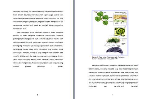format dasar makalah contoh makalah biologi fotosintesis proses dasar contoh