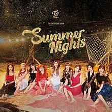 summer nights (twice album) wikipedia