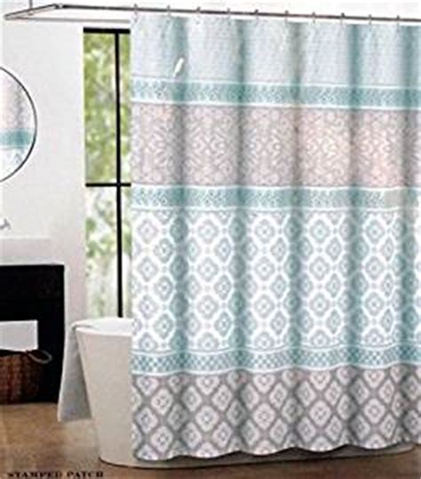 max studio curtains com max studio fabric shower curtain light green