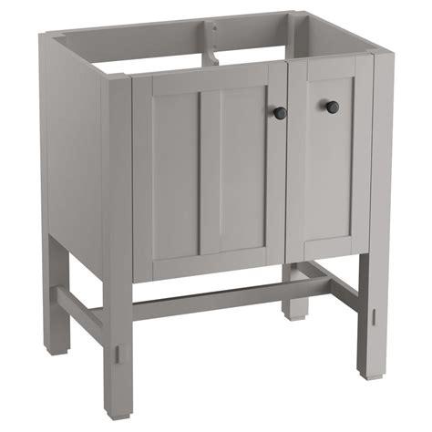 Kohler Tresham Vanity by Kohler Tresham 30 In W Vanity In Mohair Grey With