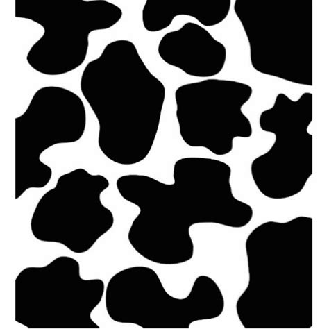 cut outs cow print pattern photo cut out