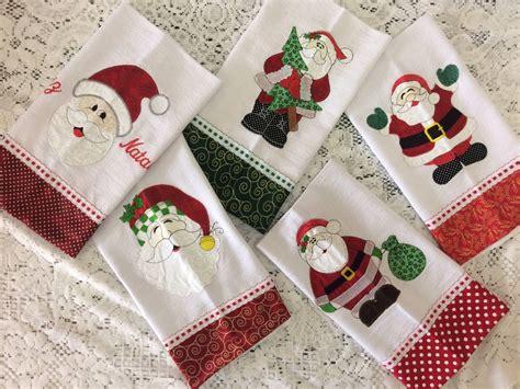 patchwork natal kit 5 panos prato patchwork natal r 55 00 em mercado livre
