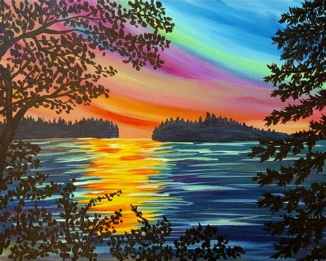 paint nite canada oh canada facts and paintings more than a buzz