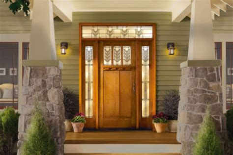 innovative exterior door manufacturers fiberglass front doors with glass and sidelights Exterior Door Suppliers