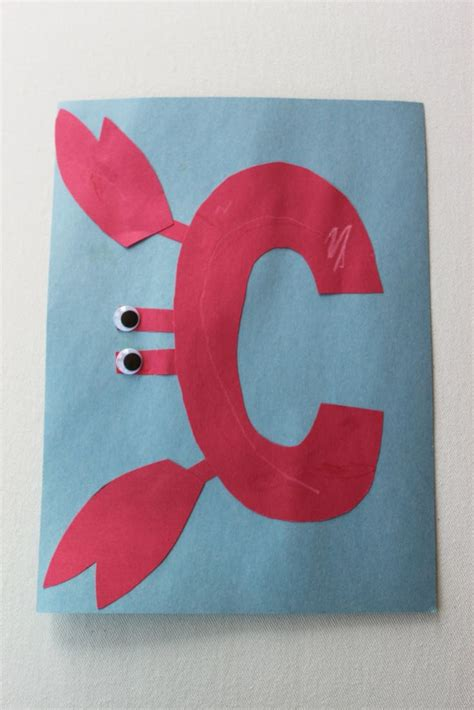 c crafts for 127 best images about letter c crafts on crabs