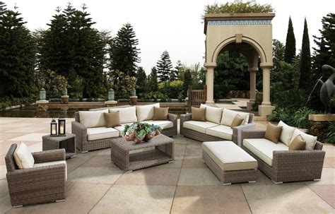 best outdoor wicker patio furniture the top 10 outdoor patio furniture brands