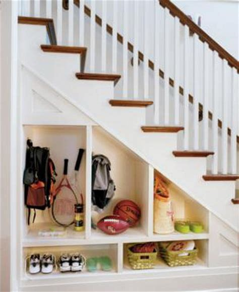 understairs shoe storage 50 hallway stairs storage ideas to try in your