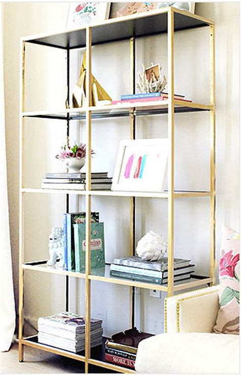 spray paint bookshelf love this bookcase take a simple black ikea bookcase