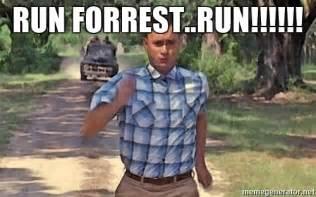 Run Forrest Run Meme - run forrest run run forrest run meme generator