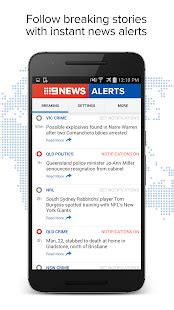 9news alerts android apps on google play