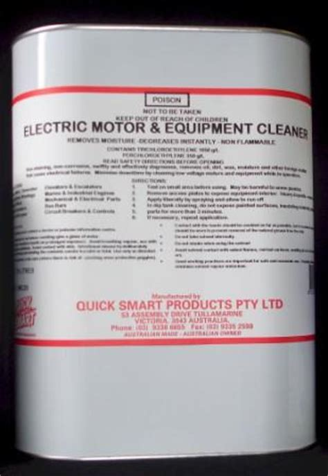 Electric Motor Cleaner non flammable electronic electrical cleaners smart
