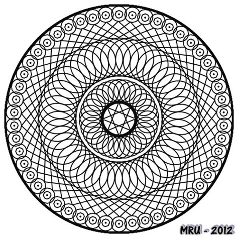 imagenes de mandalas muy dificiles mandalas mru mandalas muy dif 205 ciles para colorear