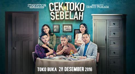 film comedy indonesia 2016 cek toko sebelah review film indonesia