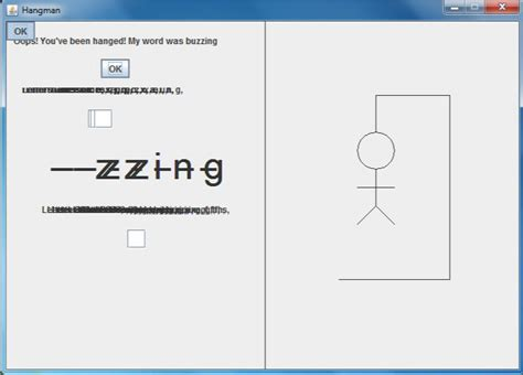 java swing questions game hangman in java code review stack exchange