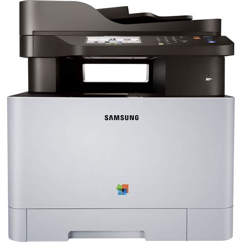 samsung laser color printer samsung xpress c1860fw a4 colour multifunction laser