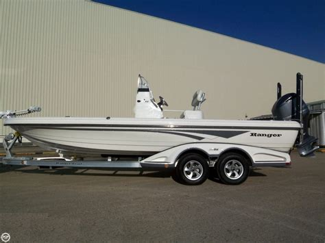 ranger center console boat 2014 used ranger boats 2410 bay center console fishing