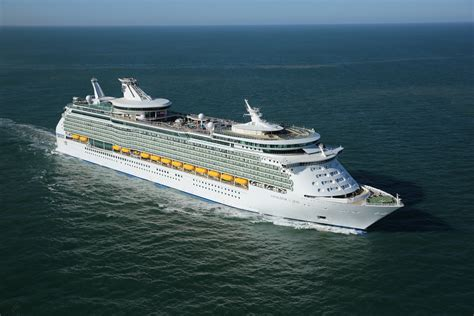The Navigator navigator of the seas vision cruise