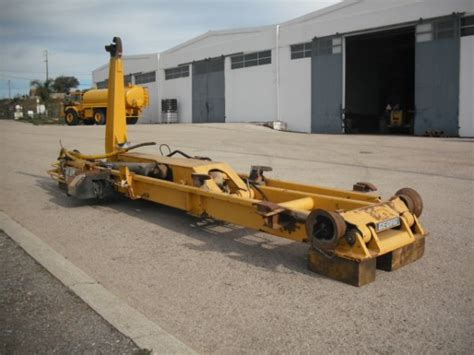 volvo ac hook lift system articulated dump truck adt year  manufacture  mascus uk