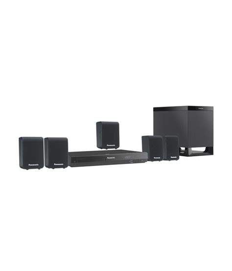 buy panasonic xh10 5 1 home theatre system at best