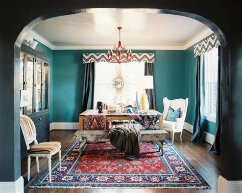 peacock blue dining room dining room photos