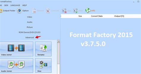 format factory full online download software full version format factory 2015 v3 7 5