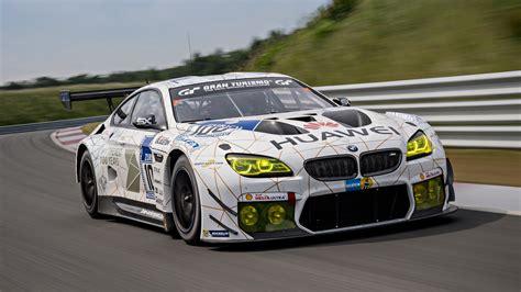 M6 Race Car by Track Test Bmw M6 Gt3