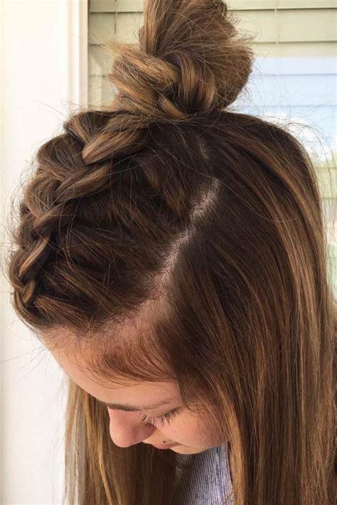 try 21 cute hairstyles for medium length hair hair