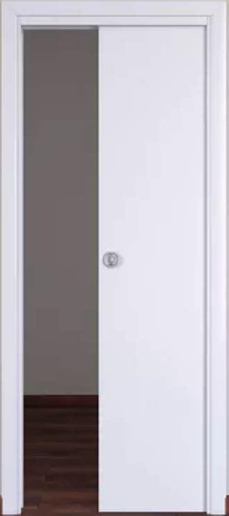 porta scorrevole interno muro porta scorrevole interno muro mod base serie 7
