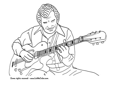 girl guitar coloring page music coloring page jazz guitar guitar pinterest