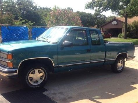 purchase used 1997 chevrolet c1500 silverado extended cab