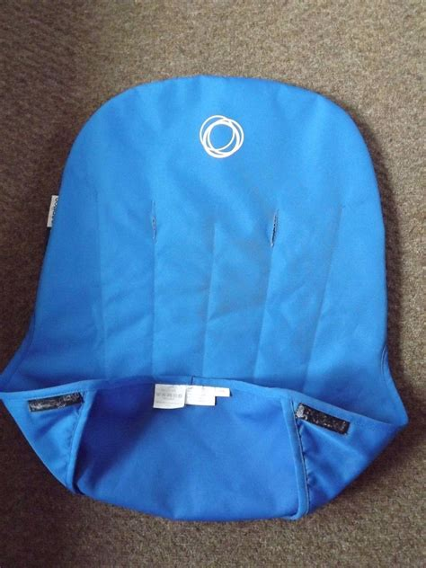 bugaboo seat fabric australia bugaboo cameleon seat cover liner in blue canvas fabric