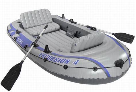 five person boat free express bigger sizes three four five person intex